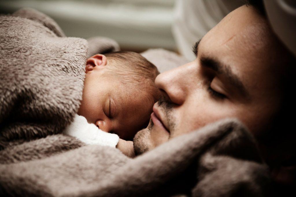 Papa ist der beste! Foto: Pixabay/Public Domain Pictures