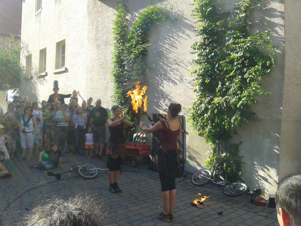 Altstadtfest Gochsheim 2014