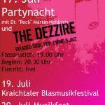 """Sommerfest des Musikvereins """"Harmonie"""" Münzesheim am 17., 19. und 20. Juli 2015"""