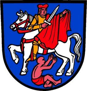 Wappen von Landshausen