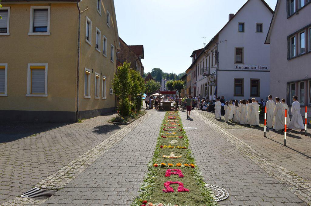 Fronleichnam 2017 in Kraichtal-Oberöwisheim